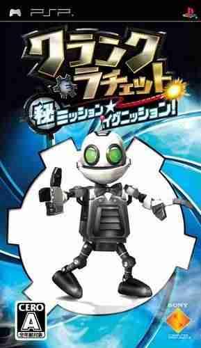 Descargar Clank and Ratchet Maruhi Mission Ignition [JAP] por Torrent